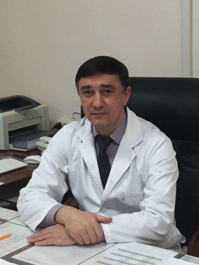 Хайрулаев Мурад Абубакарович