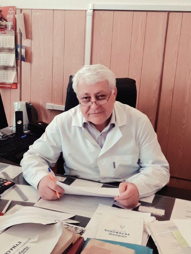 Хачалов Гаджи Багавдинович